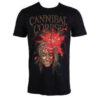 majica kovinski moški Cannibal Corpse - IMPACT SPATTER - PLASTIC HEAD, PLASTIC HEAD, Cannibal Corpse