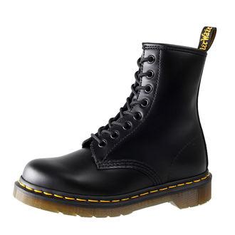 čevlji Dr. Martens - 8 očesca - Smooth Black, Dr. Martens