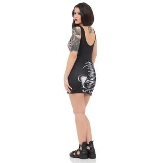 obleko ženske JAWBREAKER - blck Ribcage, JAWBREAKER