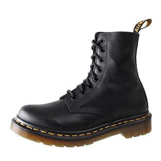 čevlji Dr. Martens - 8 očesca - Pascal Black Virginia, Dr. Martens