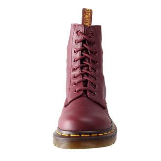 čevlji Dr. Martens - 8 očesca - Pascal Cherry Red Virginia, Dr. Martens
