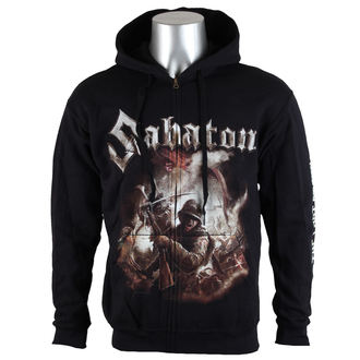 jopa s kapuco moški Sabaton - The Last Stand - NUCLEAR BLAST, NUCLEAR BLAST, Sabaton