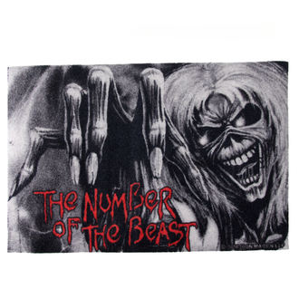 predpražnik Iron Maiden - Number of the Beast - ROCKBITES, Rockbites, Iron Maiden