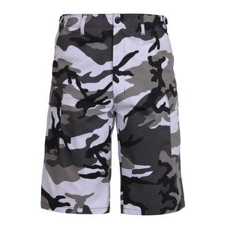 kratke hlače moški ROTHCO - BDU - CITY CAMO, ROTHCO