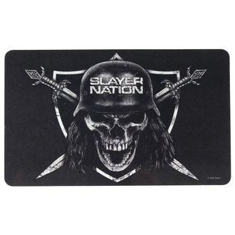 placemat Slayer - Nation, ROCK OFF, Slayer