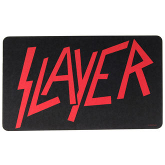 placemat Slayer - Logo, NNM, Slayer