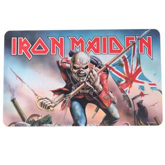 placemat Iron Maiden, ROCK OFF, Iron Maiden