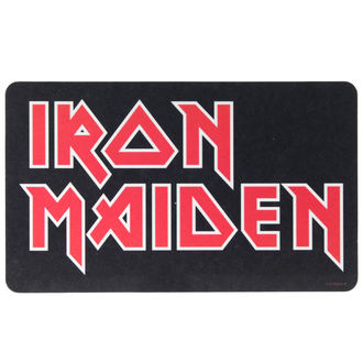 placemats Iron Maiden - Logo, NNM, Iron Maiden