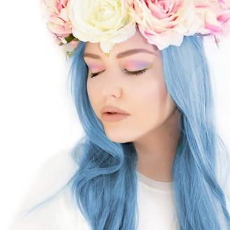 lasje barva MANIC PANIC - Classic - Modra Angel, MANIC PANIC