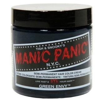 lasje barva MANIC PANIC - Classic - Zelena Zavist, MANIC PANIC
