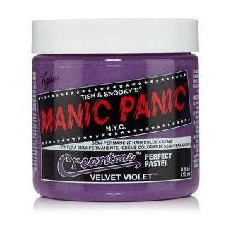 lasje barva MANIC PANIC - Classic - Velvet Violet, MANIC PANIC