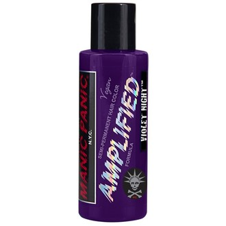lasje barva MANIC PANIC - Amplified - Violet Noč, MANIC PANIC