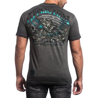 majica hardcore moški - Apache Freedom - AFFLICTION, AFFLICTION
