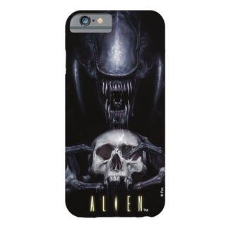 Celica telefon kritje Tujec - iPhone 6 - Lobanja, NNM, Alien - Vetřelec