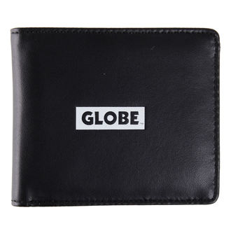 denarnica GLOBE - Corroded II - Črno, GLOBE