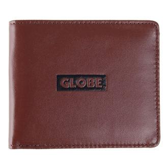 denarnica GLOBE - Corroded II - rjav, GLOBE