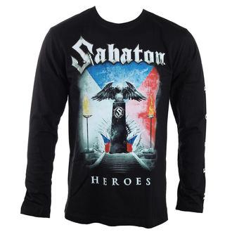 majica kovinski moški Sabaton - Heroes Czech republic - CARTON, CARTON, Sabaton