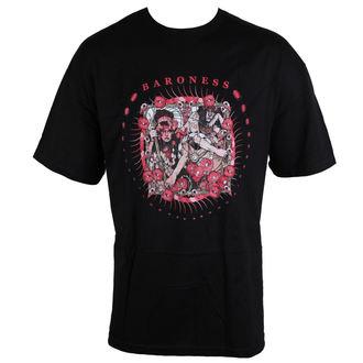 majica kovinski moški Baroness - Red Album - RELAPSE, RELAPSE, Baroness