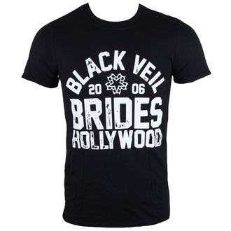 Metal majica moški Black Veil Brides - Hollywood - LIVE NATION, LIVE NATION, Black Veil Brides