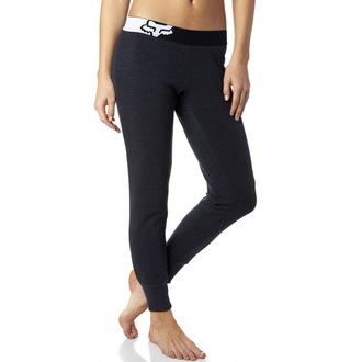 hlače ženske (sledilci) FOX - Certain Pant - Heather Črno, FOX