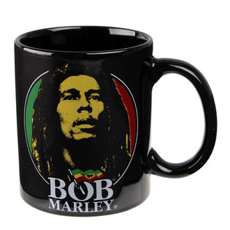 skodelica Bob Marley - Logo - ROCK OFF, ROCK OFF, Bob Marley