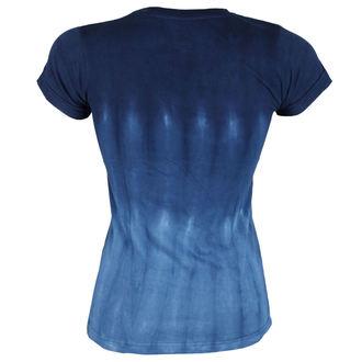 majica kovinski ženske Lynyrd Skynyrd - Skynyrd Stars Tie-Dye Juniors - LIQUID BLUE, LIQUID BLUE, Lynyrd Skynyrd