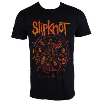 majica kovinski moški Slipknot - The Wheel - ROCK OFF, ROCK OFF, Slipknot
