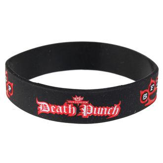 zapestnica Five Finger Death Punch - Logo - ROCK OFF, ROCK OFF, Five Finger Death Punch