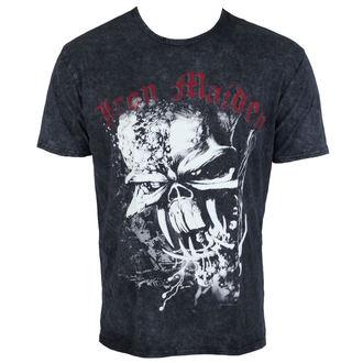majica kovinski moški Iron Maiden - FF Eddie Puff Illuminous - ROCK OFF, ROCK OFF, Iron Maiden