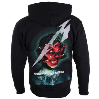 jopa s kapuco moški Metallica - Hardwired Album Cover -, NNM, Metallica