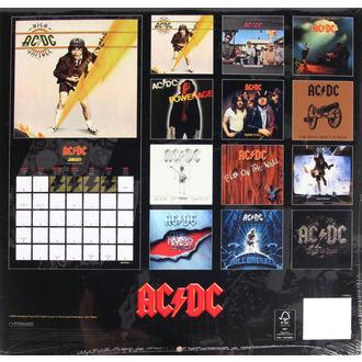 koledar za 2017 - AC / DC, NNM, AC-DC