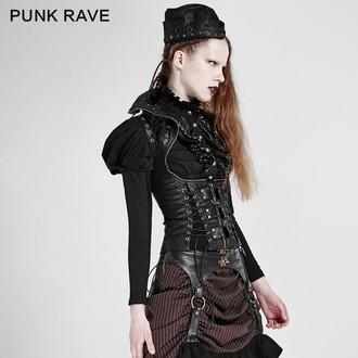 steznik ženske Punk Rave - The Crypt, PUNK RAVE