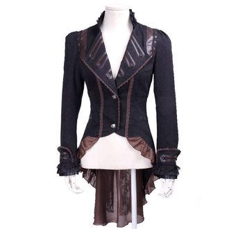 jakno (obleko jakno) ženske PUNK RAVE - UMBRA - RJAV, PUNK RAVE