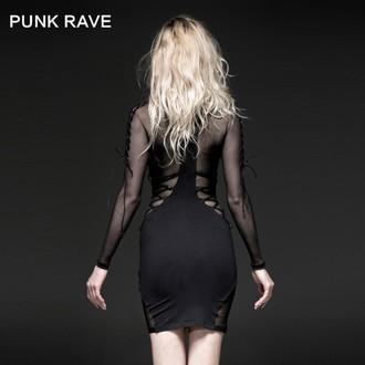 obleko ženske PUNK RAVE - Fatal Kiss, PUNK RAVE