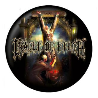 značka Cradle of Filth - Hexen - NUCLEAR BLAST, NUCLEAR BLAST, Cradle of Filth