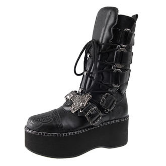 klin čevlji ženske - THOR-VIKING - ALCHEMY GOTHIC, ALCHEMY GOTHIC