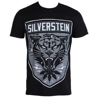 majica kovinski moški Silverstein - Tiger - PLASTIC HEAD, PLASTIC HEAD, Silverstein