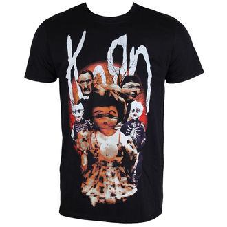 majica kovinski moški Korn - Dolls - PLASTIC HEAD, PLASTIC HEAD, Korn
