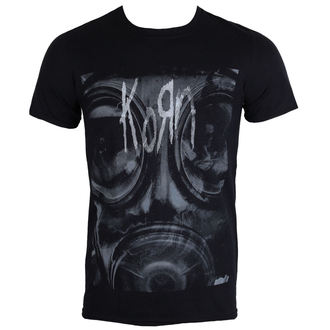 majica kovinski moški Korn - Gas Mask - PLASTIC HEAD, PLASTIC HEAD, Korn