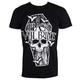 majica kovinski moški Black Veil Brides - Coffin - PLASTIC HEAD, PLASTIC HEAD, Black Veil Brides