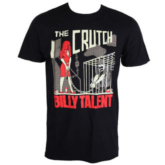majica kovinski moški Billy Talent - The Crutch - PLASTIC HEAD, PLASTIC HEAD, Billy Talent