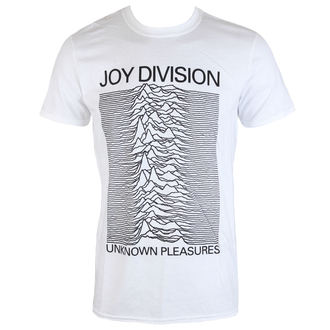 majica kovinski moški Joy Division - Unknown Pleasures - PLASTIC HEAD, PLASTIC HEAD, Joy Division