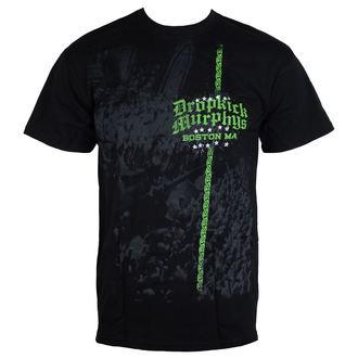majica kovinski moški Dropkick Murphys - Murphys Crowd - PLASTIC HEAD, PLASTIC HEAD, Dropkick Murphys