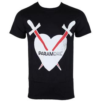 majica kovinski moški Paramore - Daggers - PLASTIC HEAD, PLASTIC HEAD, Paramore