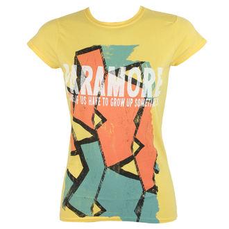 majica kovinski ženske Paramore - Sometimes Pattern - PLASTIC HEAD, PLASTIC HEAD, Paramore