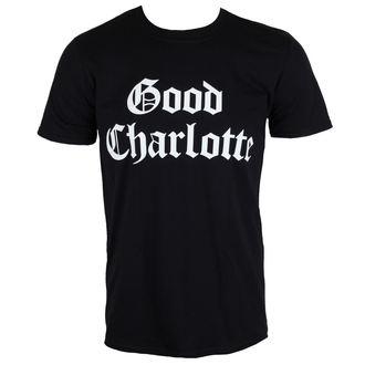 majica kovinski moški Good Charlotte - White Puff Logo - PLASTIC HEAD, PLASTIC HEAD, Good Charlotte