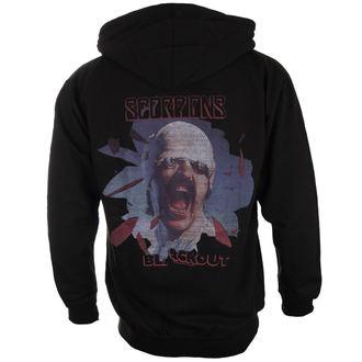 jopa s kapuco moški Scorpions - Black Out - PLASTIC HEAD, PLASTIC HEAD, Scorpions