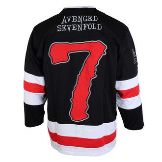 majica kovinski moški Avenged Sevenfold - RED 7 - BRAVADO, BRAVADO, Avenged Sevenfold