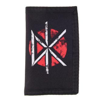 denarnica Dead Kennedys - Distressed Logo - PLASTIC HEAD, PLASTIC HEAD, Dead Kennedys