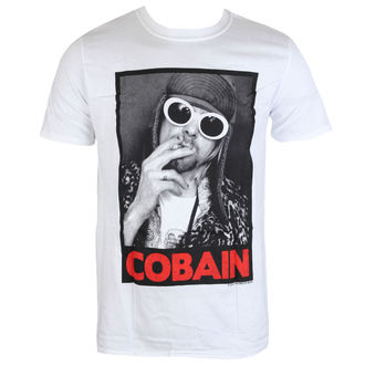 majica kovinski moški Nirvana - Kurt Cobain - PLASTIC HEAD, PLASTIC HEAD, Nirvana